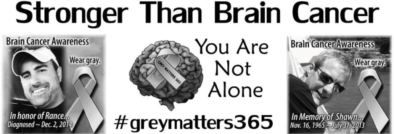 Stronger Than Brain Cancer