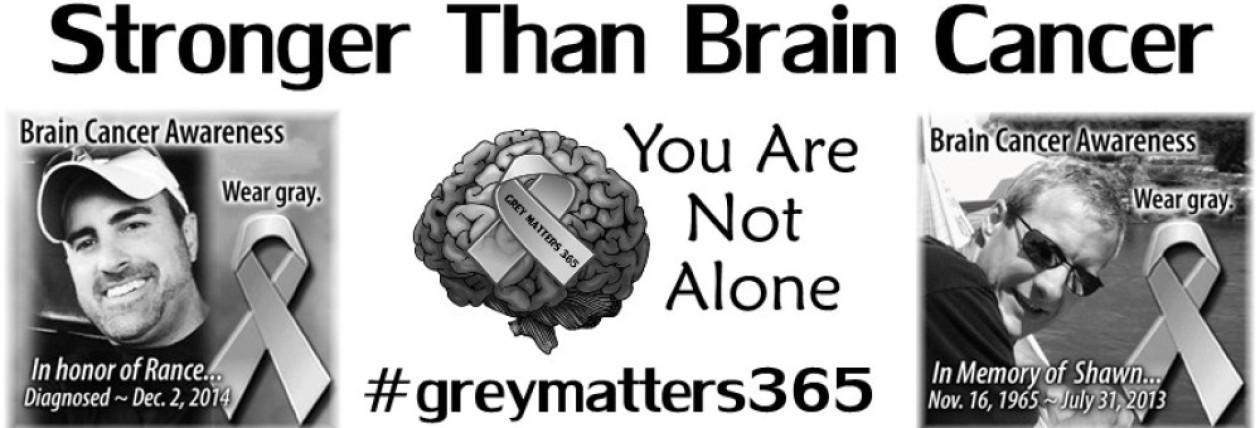 Stronger Than Brain Cancer